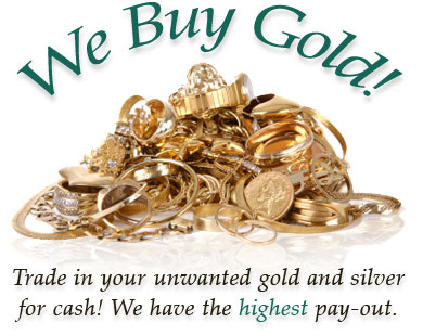 We buy gold - Sell your scrap gold or unwanted gold jewelry on Cape Cod.