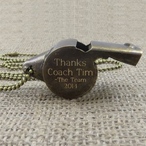 93b9c27c306 Personalized Coach Whistle